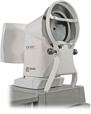 Modern technology used in Dr Natasha Lim Eye Centre