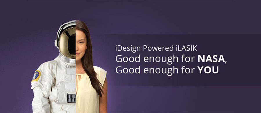 iLasik surgery equipment powered by iDesign